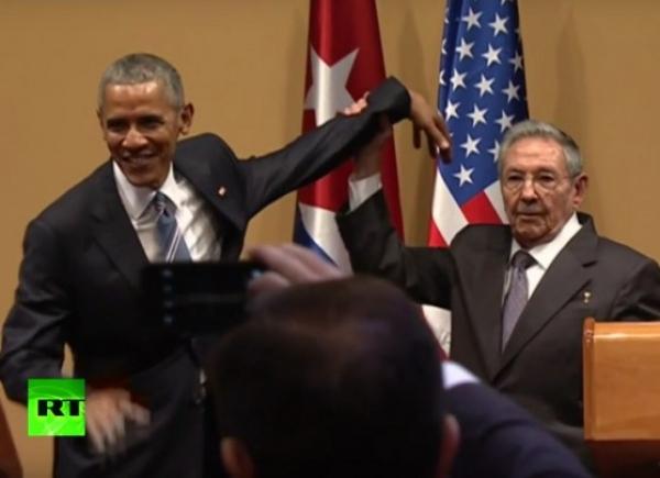 Obama Kastro