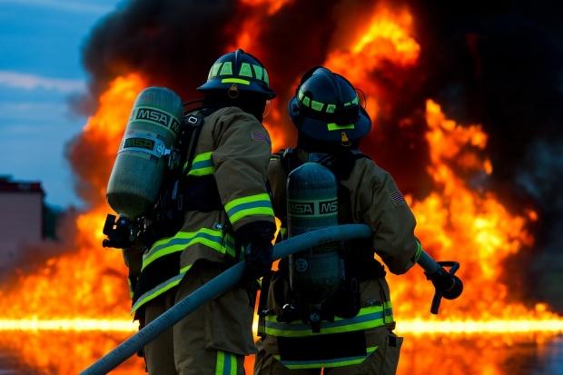 Пожар изпепели каравана в Несебър