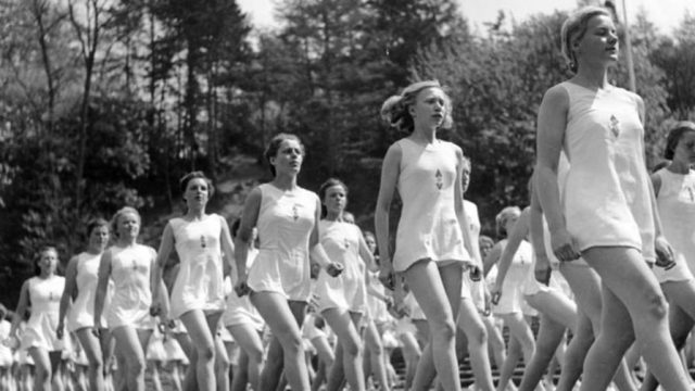 Историк нацистите били толерантни към лесбийките