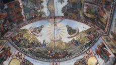 Уникални стенописи грейнаха в Бачковския манастир