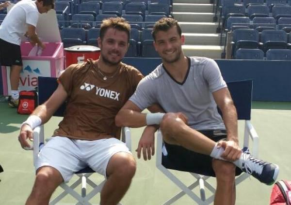 Григор Димитров на четвъртфинал в Мадрид
