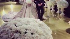Шикозната сватба на наследници на руски олигарси потресе света
