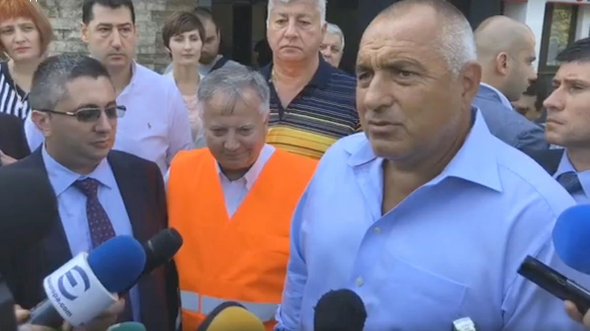 Бойко: 6 ленти на новия път до Асеновград