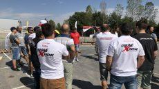 Дронове прелитат над Пловдив днес