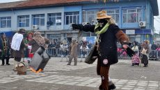 кукери в Раковски