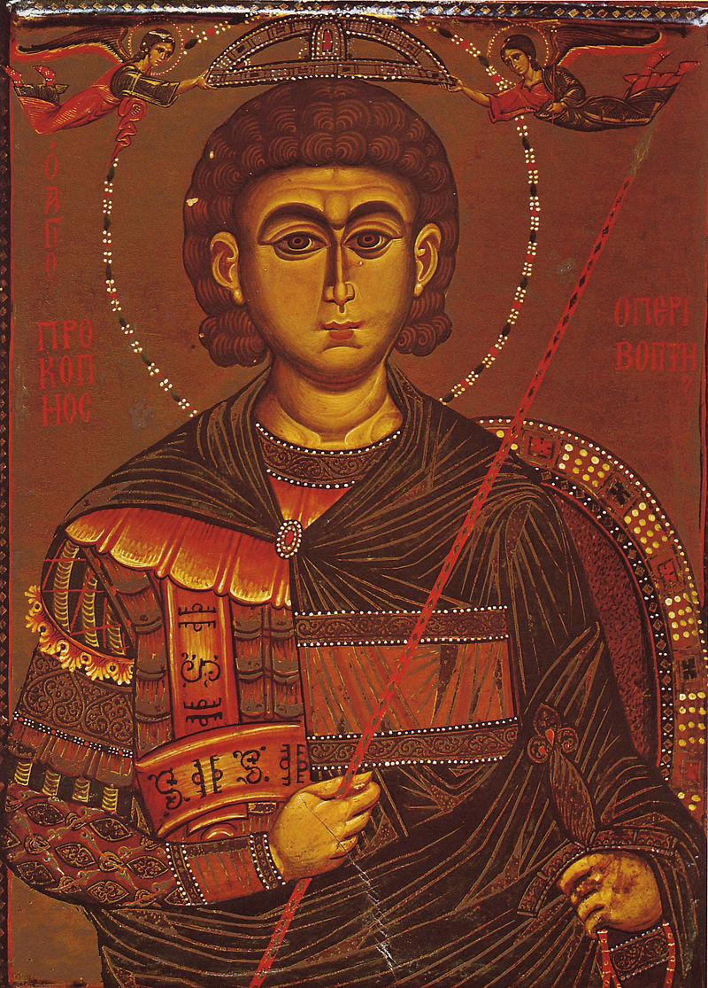 800px-St_Procopius_Icon_Sinai_13th_century