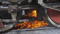 Пожар във влак на гара Горна Оряховица, има ранени