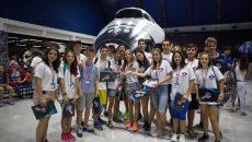 Награждават ученици със стипендии за космически лагер