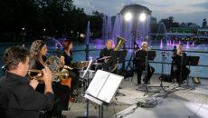 Пловдивският духов оркестър с концерт във Виенския павилион