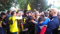 Ботев поиска 800 хиляди евро за Косоко от турци