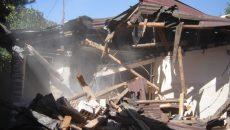Сринаха поредните ромски къщи в Армана (СНИМКИ)