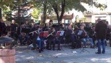 В Цар-Симеоновата градина: Концерт на Духов оркестър - Пловдив