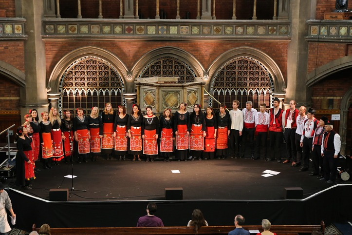 London Bulgarian Choir 1