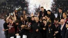 Football Soccer - Juventus v AC Milan - Italian Super Cup Final