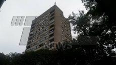 Трагедия! Баба скочи от 9-я етаж в Пловдив