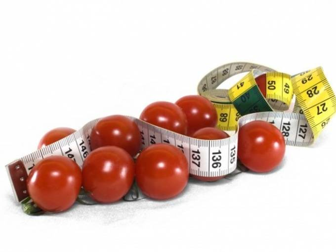 Експресна диета с домати