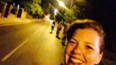 Жена загина заради селфи на велосипед