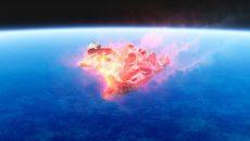 Огромен астероид идва към Земята (СНИМКА)