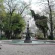 fontani vreme prolet