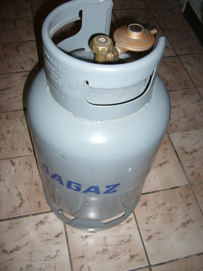 gazova butilka