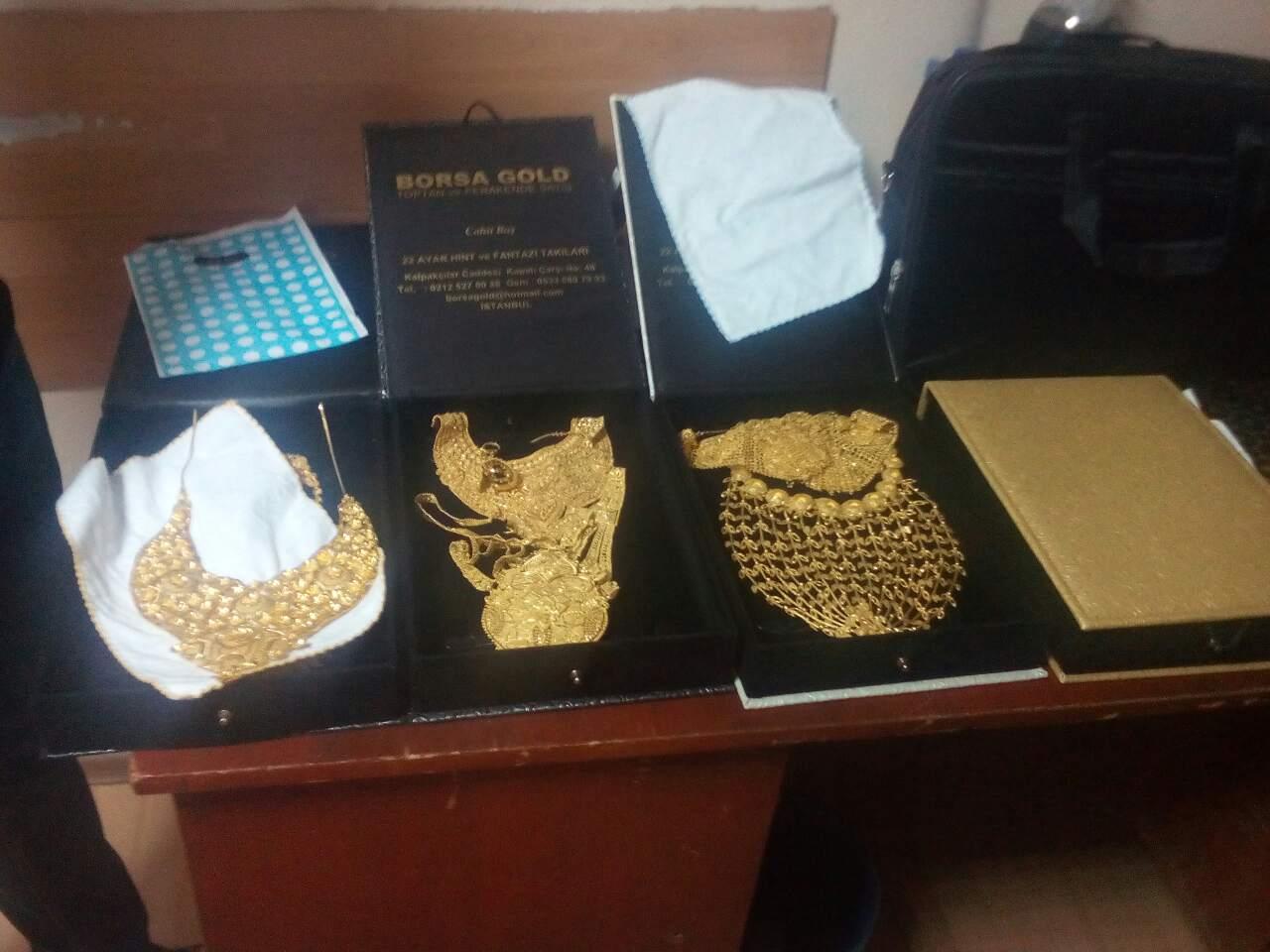 17 кг злато и валута за над 60 хил. лв. конфискуваха в Столипиново