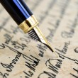 handwriting_shutterstock_80088052