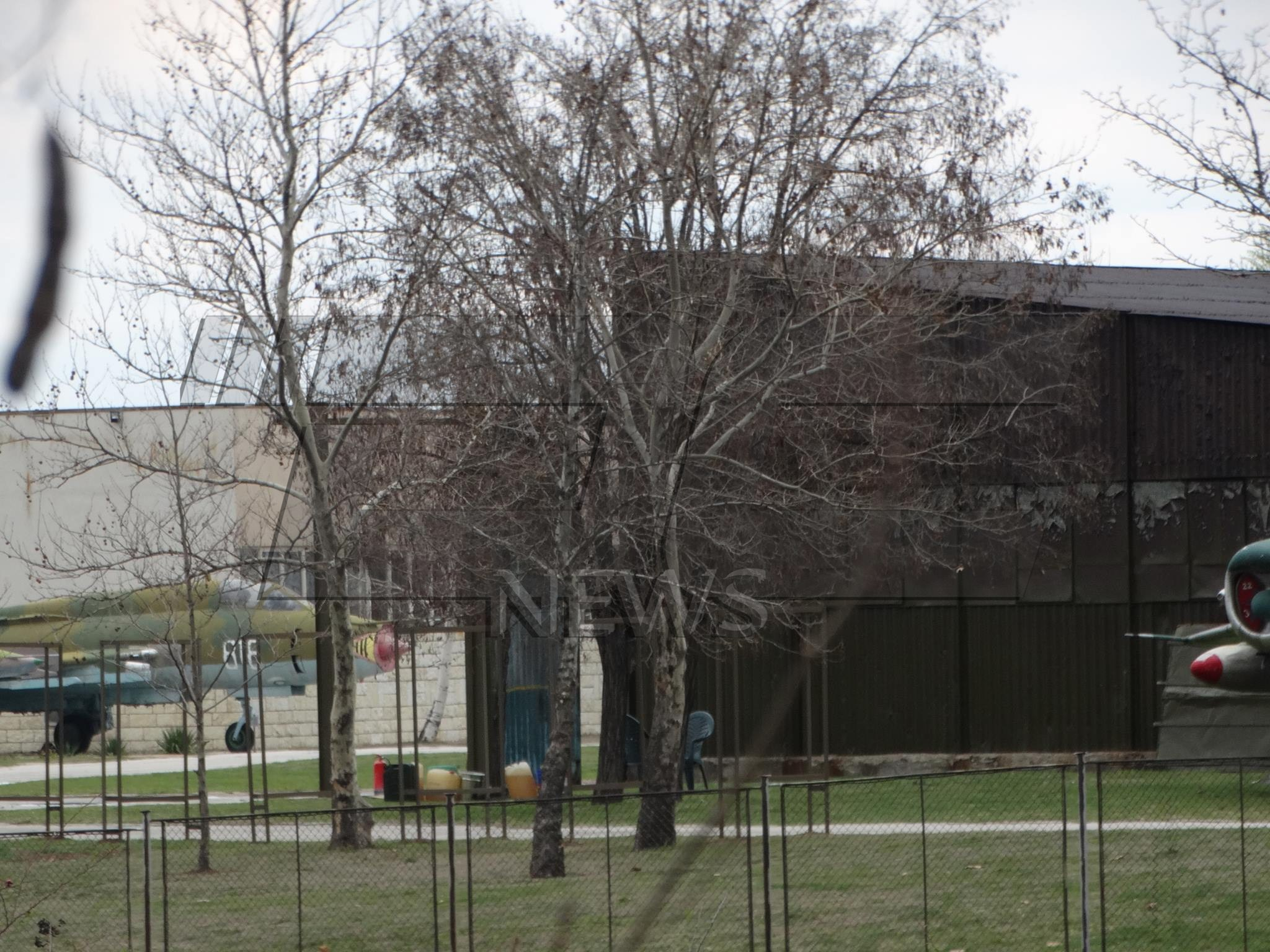 hangar muzei