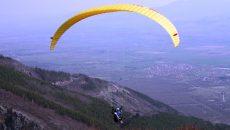 Руски парапланерист падна край Сопот