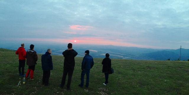 Асеновградчани посрещат Джулая в Добростан