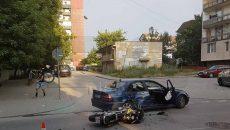 Тежка катастрофа в Кючука