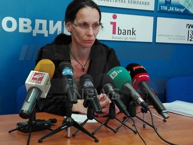 вдовицата Корнелия Петкова