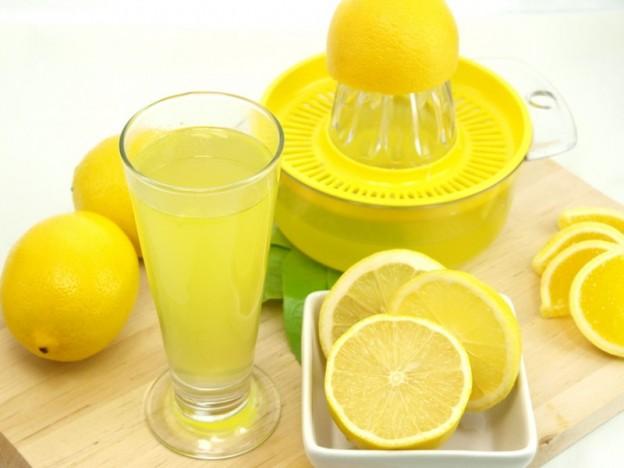 Двуседмична диета с лимони