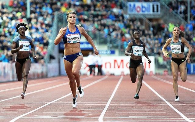 Ивет Лалова трета на 200 м в Осло