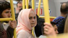 в Бурса въвеждат вагони само за жени в метрото