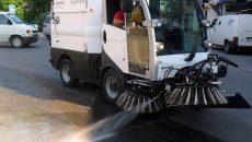 Вижте кои улици ще мият през следващата седмица