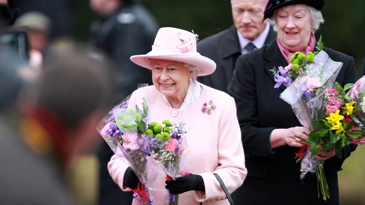 Готвачите бягат от английската кралица