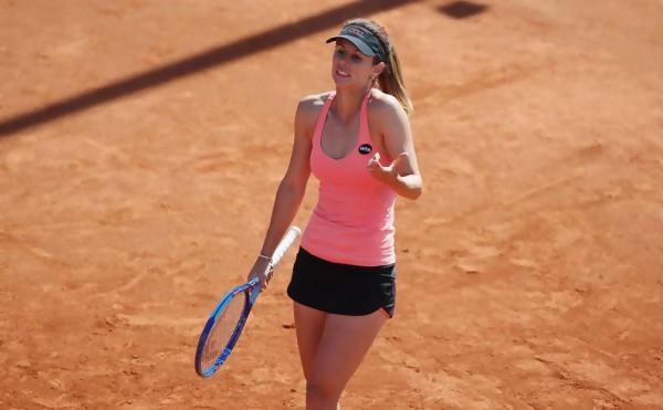 Пиронкова започна с фалстарт на турнира в Рим