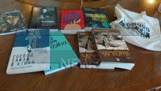 Турски поет и Милен Русков гвоздеи на Пловдив чете
