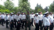 Погребаха загиналия в Черно море пилот