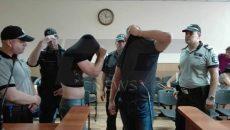 полицаите обвинени в грабеж
