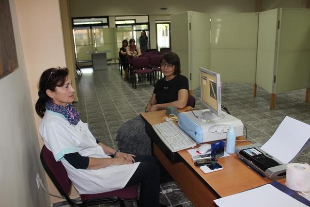 Прегледи за остеопороза