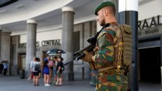 нападение в Брюксел