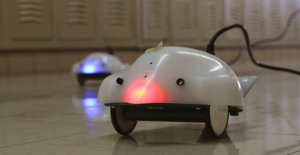 Роботът Финч