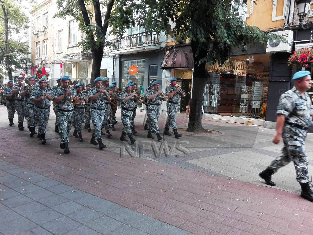гарнизон Пловдив