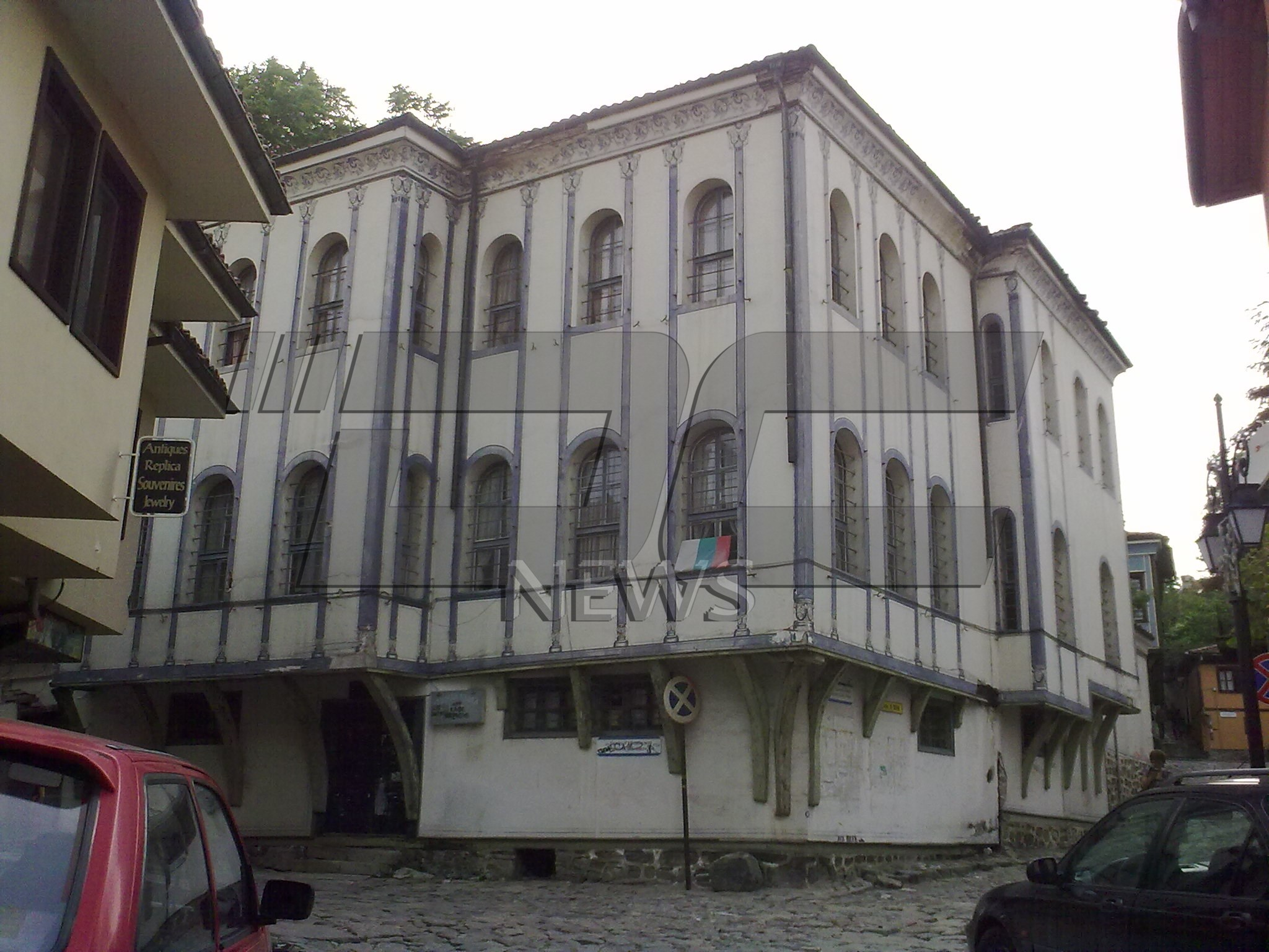 Собствениците на Синята къща осъдиха държавата в Страсбург
