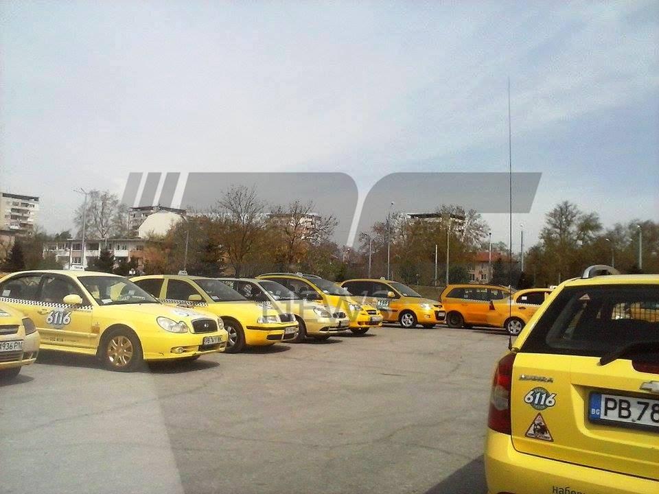 taxita protest (3)
