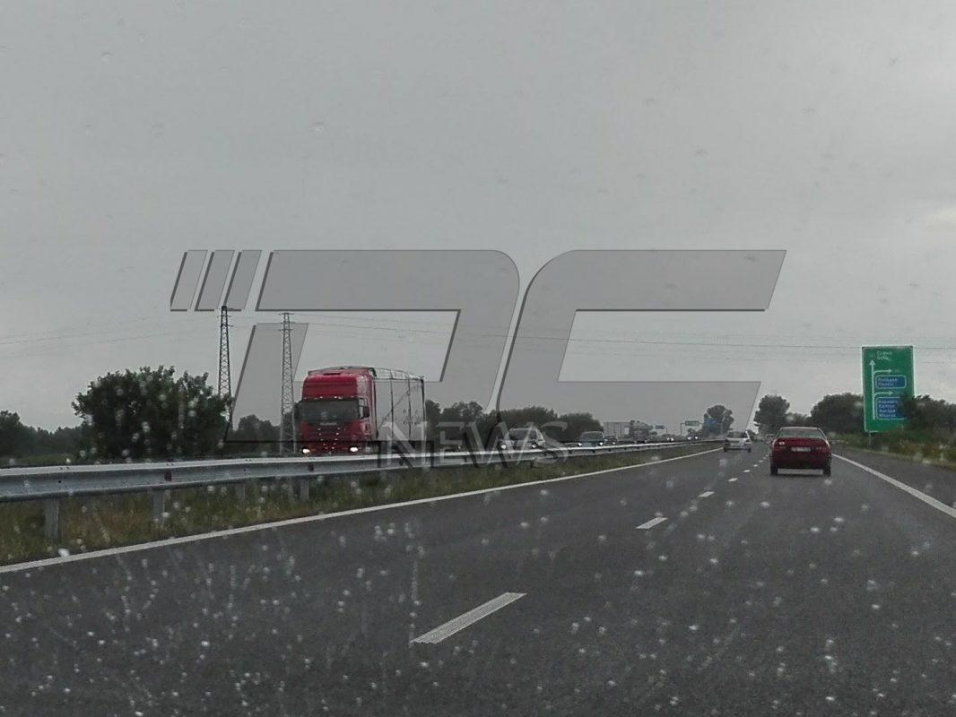 Падна забраната за ТИР-ове по магистралите в петък и неделя