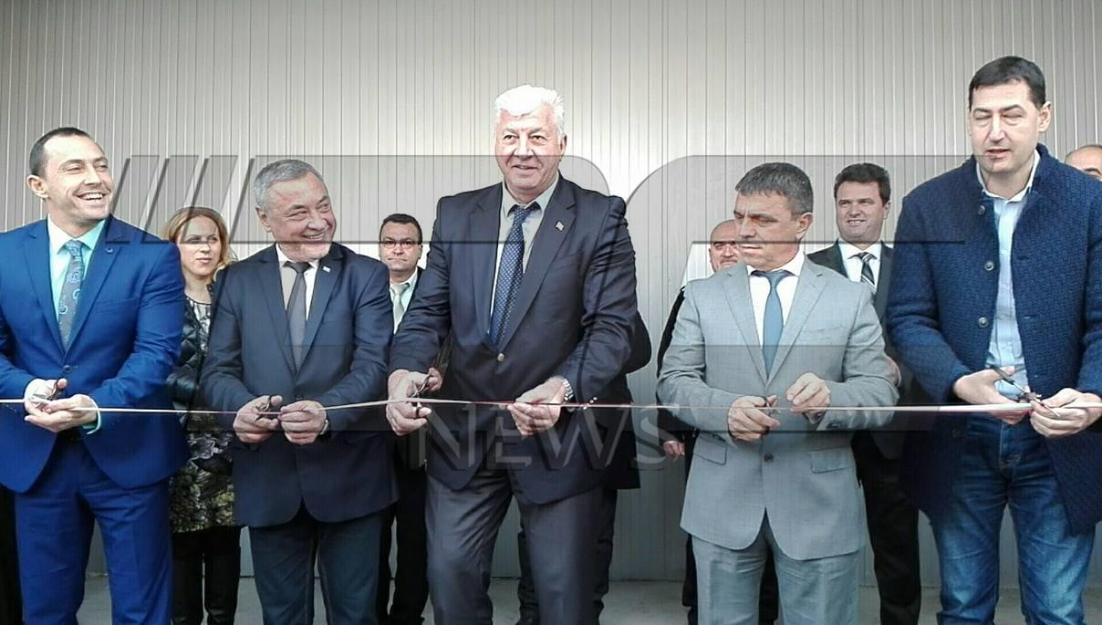 Новата полицейска приемна в пловдивската Шекер махала, бе открита официално днес от вицепремиера Валери Симеонов