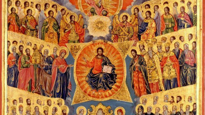 vsi svetii bulgar